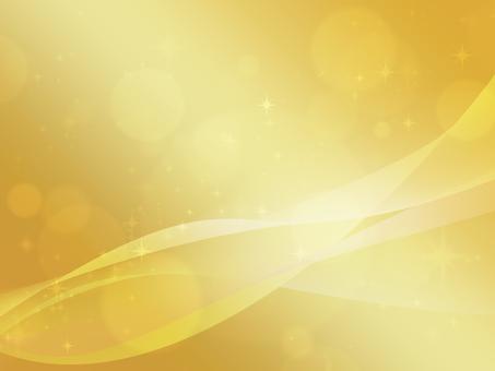 紋理星星閃爍金色