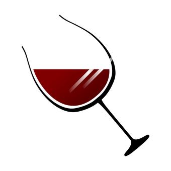 ワイングラスD