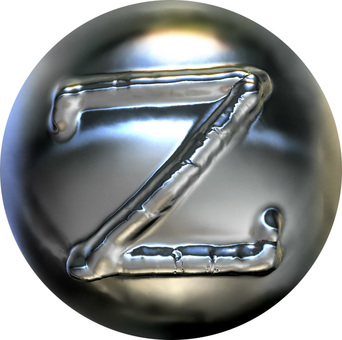 Metal sphere-Z