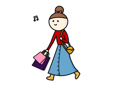 Fashionable Shopping 2