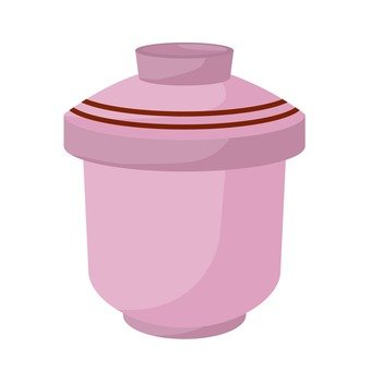 Steamed tea bowl 1