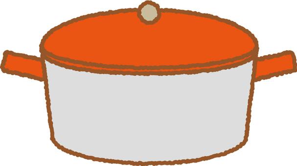 Kitchen equipment (pot 2)