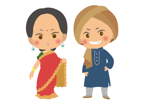 인도의 민족 의상