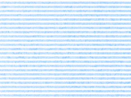 Watercolor style border light blue