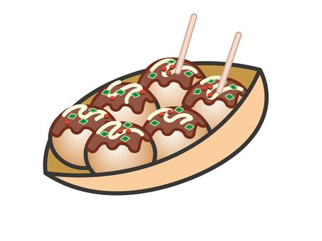 Takoyaki 6 pieces