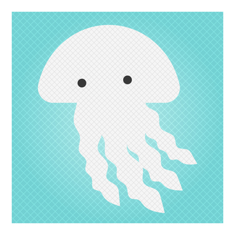 Business icon (jellyfish)