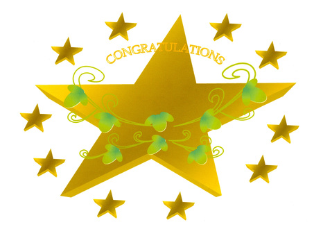 Gold Star (celebration) ^ ^