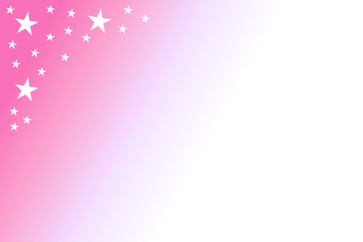 Background material · Star (pink)