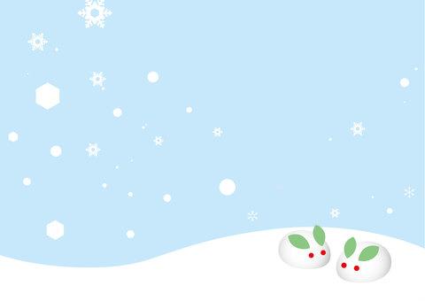 Snow Rabbit 02