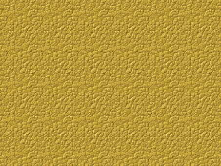 Stone-like background material gold