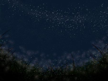 Star grassland