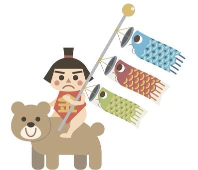 Children's Day 13 (Kintaro 01)