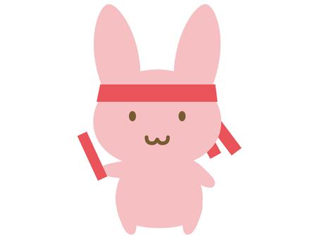 토끼 릴레이