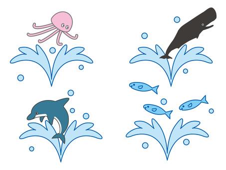 Ocean companion