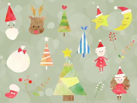 Christmas set ver 10