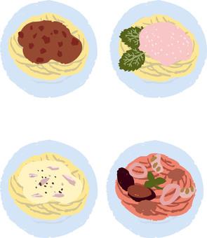 Pasta summary