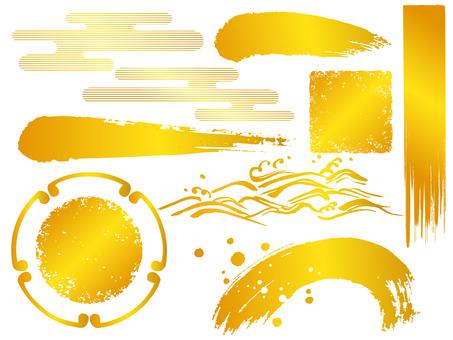 Various d_ gold _ cs