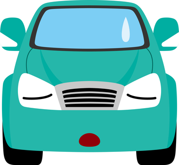 Sad car car minivan