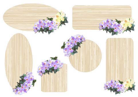 Petunia's plate