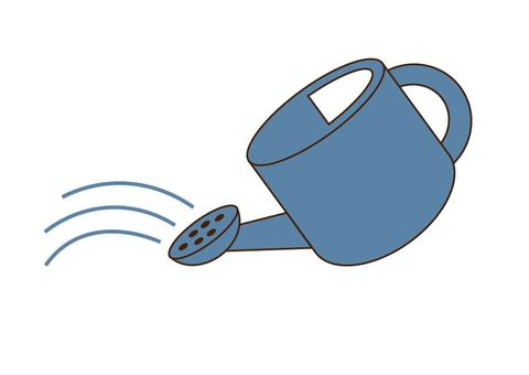 Watering pot / watering can