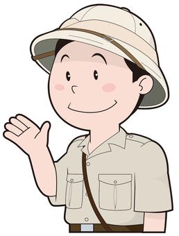 探險家(男)