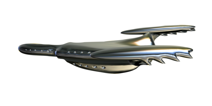 宇宙船02