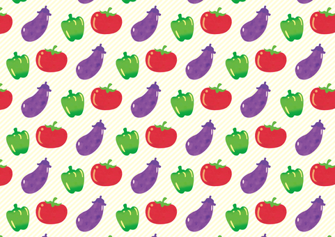 Tomatoes and peppers and eggplant wallpaper background