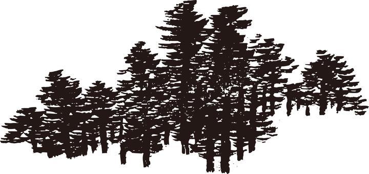 Ukiyoe Forest Part 2