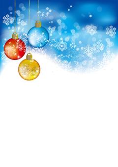 Snow Crystal Ornament Ball 26