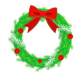 Christmas wreath (1)