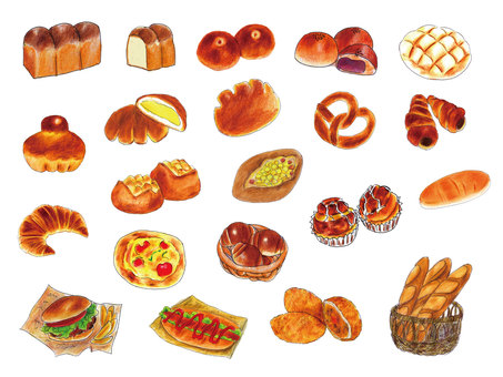 Bread summary