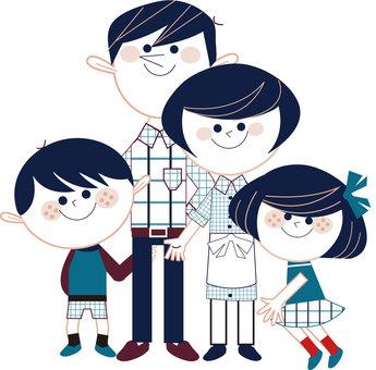 Genki family ☆