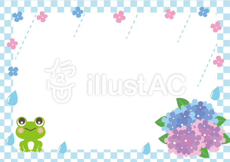 Free Cliparts : flame, A frog, hydrangea - 795691 | illustAC