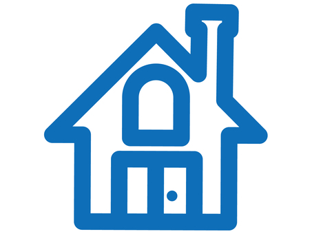 Pictogram (private house)