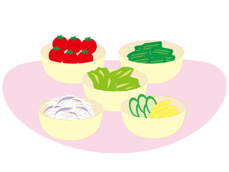 Vegetable assortment 3