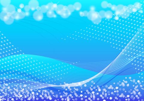 Background background frame Blue