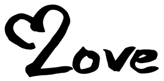 Love-text-01 (text black)