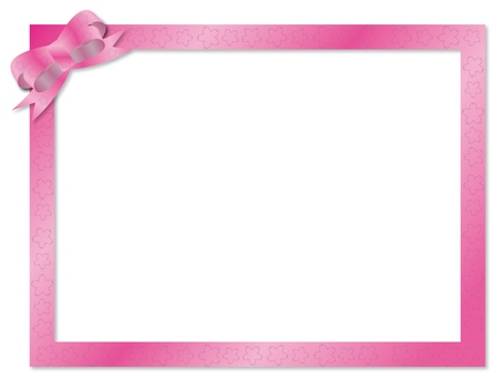 Ribbon frame 18