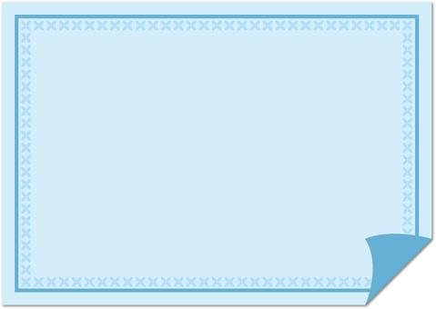 Sticky Notes _ Big Blue