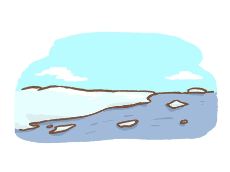 Ice and drift ice