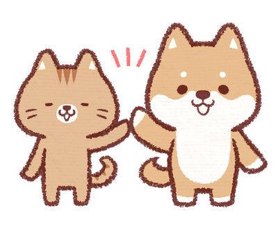 Dog and Neko High Touch