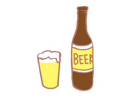 Sake and beer 3