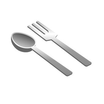 Garbage Separation - Spoons and Forks