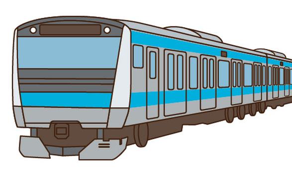 Keihin Tohoku Line E233 series