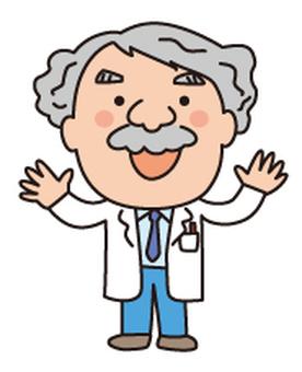 Doctor / scientist / doctor 2