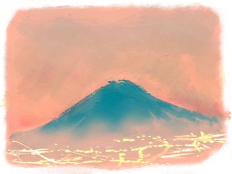 [Mountain] [Night Scenery]