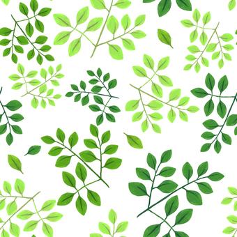 원활한 잎