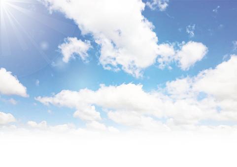여름 하늘 C