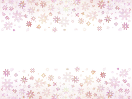 Flower pattern (Pink 3)