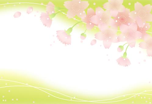 Sakura Frame 9